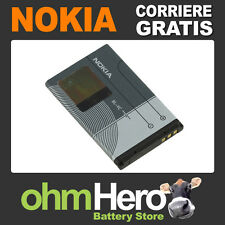 Batteria ORIGINALE per Nokia 2220 slide