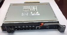 BROCADE M5424 8-PORT 8GB/S FC FIBRE CHANNEL NETWORK BLADE SWITCH NO CABLES T073D