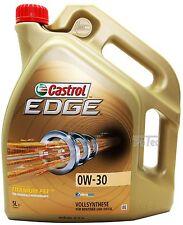 FST di Castrol EDGE 0W-30 5 L motore olio 0W30 sintetico completo BMW LL04 VW Mercedes A3/B4