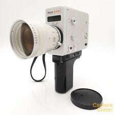 Braun Nizo S800 Super 8 Cine Film Camera - Working #S8-2242