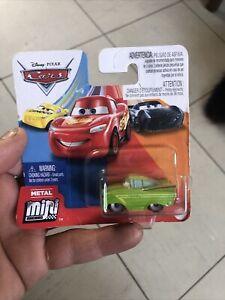 Cars Disney Pixar Metal Mini Racers