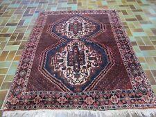 Alter Handgeknüpft Perser Orientteppich MEY MEY Keschan Carpet Old Rug 187x144cm
