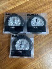 IKEA RAMSTA LED Mini lamp Light, AAA Battery Operated Black 3 Lights 904.461.10
