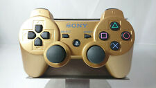 Official Playstation 3 DualShock 3 Sixaxis Gold color Controller PS3 OEM Grade B