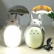 Kawaii Cartoon My Neighbor Totoro Lamp Led Night Light USB Reading Table Desk