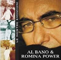 Le Nostre Emozioni CD + Booklet) - Al Bano & Romina Power