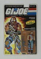 GI Joe Monkeywrench 1986 action figure