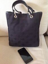 Mulberry Black 'logo' Handbag Excellent Condition