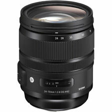 Sigma 24-70mm f/2.8 DG OS HSM Art Lens for CANON EOS (UK Stock) Ex. Display CAN