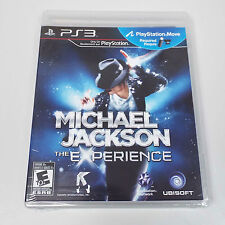 Michael Jackson The Experience ( Playstation 3 PS3 Move Ready DANCE Game (D3000)