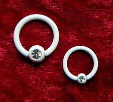 Markenloser Piercing-Ringe für die Lippen