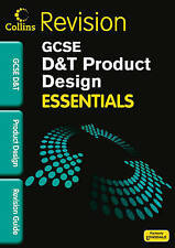 Collins Revision GCSE D&T Product Design Essentials NEW BOOK (Paperback, 2009)