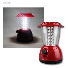 LED Akku Campinglampe, Campinglaterne mit Dimmer Zeltlampe Laterne Lampe Camping
