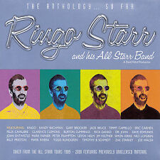 And His All Starr Band; Ringo Starr 2001 3-CD Set, The Beatles, Koch Records Ver