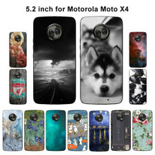 Soft TPU Silicone Case For Motorola Moto X4 Phone Back Covers Skins View