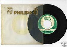 45 RPM SP JUKE BOX MICHEL LEGRAND FRAGILE / MOI JE SUIS LA