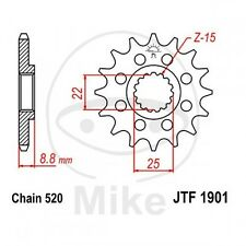 For KTM Freeride 250 R 2T 2014-2015 Front Sprocket 12Tooth Pitch 520 Narrow Spli
