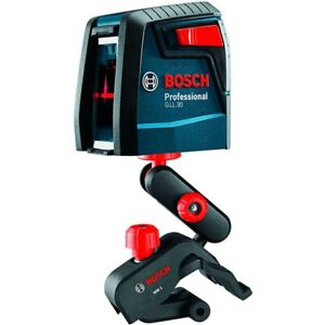 Bosch GLL 30 1.5V Self-level Cross Line laser from Authorized Dealer