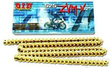 D.I.D - 525ZVM-X GOLD X 150 - 525 ZVMX Super Street X-Ring Chain DID Drivechain