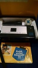 Vintage Kodak Pocket Instamatic 40 Camera in Original Box