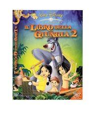 DISNEY DVD Il libro della giungla 2 - 1° ed Buena V. bollino tondo con celophan