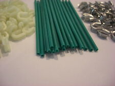Game fish lure loop protector pack 175 piece 3 types Thimble Lumo Plastic Metal.