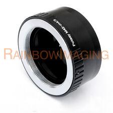 Adjustable M42 Lens 2 Micro 4/3 m43 Adapter Olympus E-P1 E-P2 E-P3 E-PL3 E-PL2