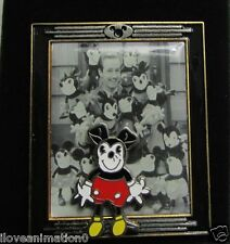 Disney Old Fashioned Mickey Mouse Dolls Pin **