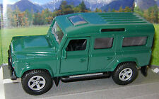 NEW 4X4 DEFENDER GREEN LAND ROVER CAR  TEAMSTERS BOXED