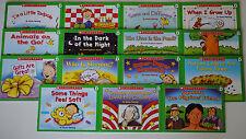 15 Level D Book Lot Easy Leveled Readers Homeschool Kids Kindergarten Grade 1