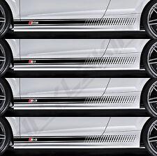 Audi dtm S1 S3 S4 superior cast side stripes decals stickers quattro s-line A4