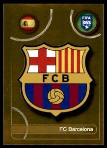 Panini FIFA 365 2017 - FC Barcelona Badge (FC Barcelona) No. 65