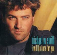 Michael W. Smith: I Will Be Here For You PROMO w/ Artwork MUSIC AUDIO CD AC Mix