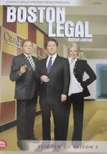 BOSTON LEGAL - SEIZOEN 3 - BOXSET 6 DVD