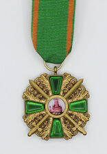 Order of the Zähringer Lion with ribbon