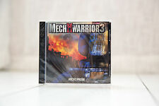 Mech Warrior 3 (PC, 1999) - BRAND NEW & SEALED