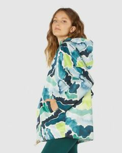 "New! Pretty GORMAN ""Cloud Forest"" raincoat jacket * size S/M"