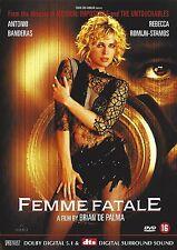 Femme Fatale  (Brian De Palma, Antonio Banderas )   new  dvd