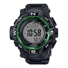 CASIO PRO TREK Triple Sensor Solar Powered Watch ProTrek PRW-3510FC-1