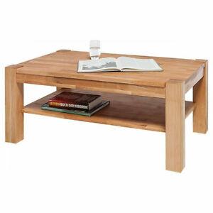 Couchtisch Beistelltisch Tisch Wohnzimmertisch Buche Kernbuche massiv geölt