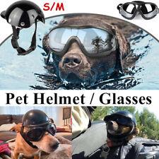 More details for dog cat sunglasses goggles motorcycle helmet uv pet glasses eyewear adjustable