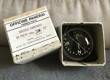 "Officine Panerai 70mm Wrist Diving Compass ""Bussola Subacquea Da Polso"" No.353"