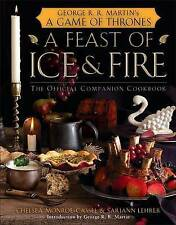 GAME OF THRONES A FEAST OF FIRE & ICE COOKBOOK GEORGE R. R. MARTIN HARDBACK 2012