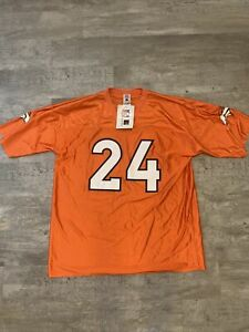 VTG Authentic NFL Denver Broncos Champ Bailey 24 Jersey Mens 56 2XL New with Tag