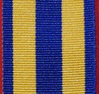 1975 - 1999 AUSTRALIAN DEFENCE FORCE SERVICE MEDAL RIBBON MEDAL MOUNTING ANZAC