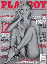 PLAYBOY JANUARY 2007 Pamela Anderson Jayde Nicole TBoonePickens Ellen Pompeo RC