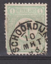 NVPH Nederland 31 TOP CANCEL SCHOONDIJKE nu grote collectie KLEINROND STEMPELS