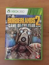 Borderlands 2 Game Of The Year Edition for XBOX 360