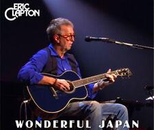 Eric Clapton - JAPAN TOKYO BUDOKAN 2014 LIVE 2CD - Limited & Numbered