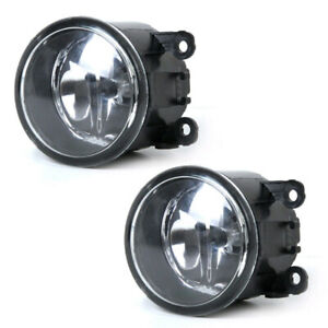2X Drive Side Fog Light Lamp H11 Bulbs 55w Right & Left Side Car Accessories